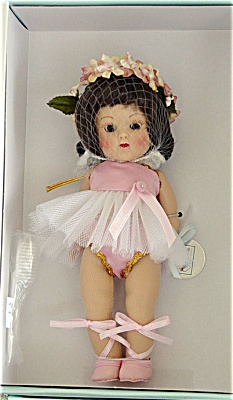 Vogue Ballerina Vintage Repro Ginny Doll 2004 (Image1)
