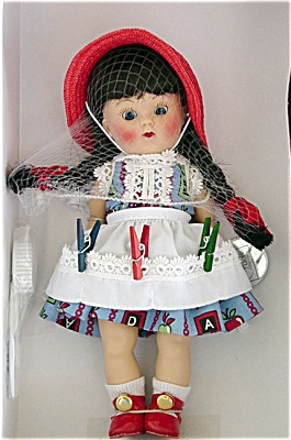 Vogue Clothes Pin Vintage Reproduction Ginny Doll 2004 (Image1)