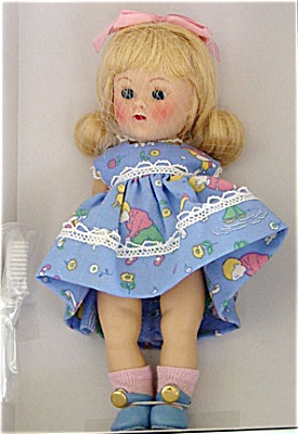 Vogue Playtime Vintage Ginny Repro Doll 2004 (Image1)