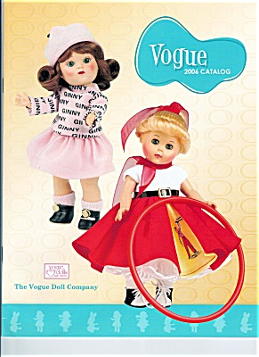 2006 Vogue Ginny Doll Catalog