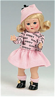 2006 Vogue Club Blonde Rain or Shine Ginny Doll Kit (Image1)