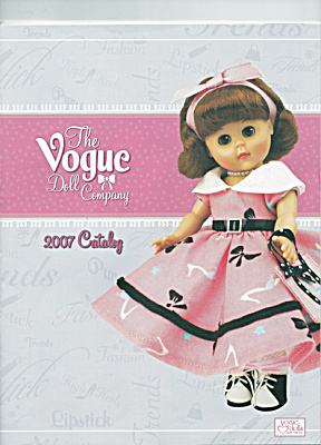 Vogue 2007 Ginny Doll And Accessories Catalog