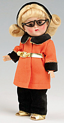Vogue TV Ginny Vintage Reproduction Doll 2007 (Image1)