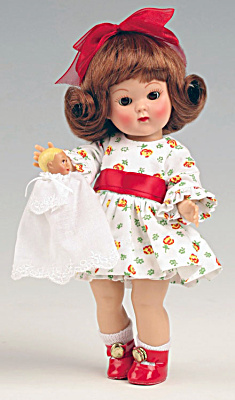 Vogue My Dolly Vintage Repro Ginny Doll 2007