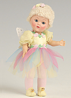 Vogue Fairy Vintage Reproduction Ginny Doll 2008