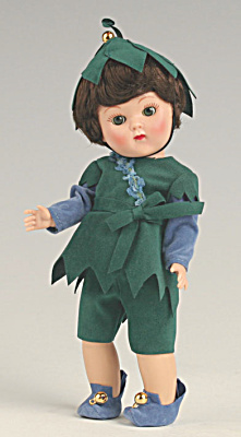 Vogue Elf Vintage Reproduction Ginny Boy Doll 2008