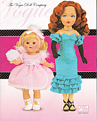 Vogue 2009 Ginny Doll and Accessories Catalog (Image1)