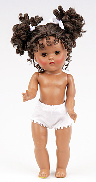 Vogue Vintage Repro Dress Me African-american Ginny Doll 2009