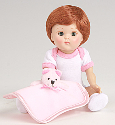 Vogue Redhead Dress Me Vintage Repro Crib Crowd Ginny Doll