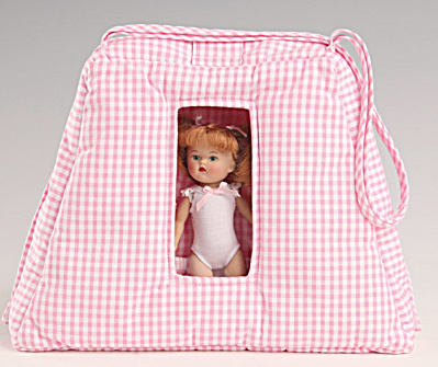 Vogue Carrying Case For Mini Ginny Dolls 2010