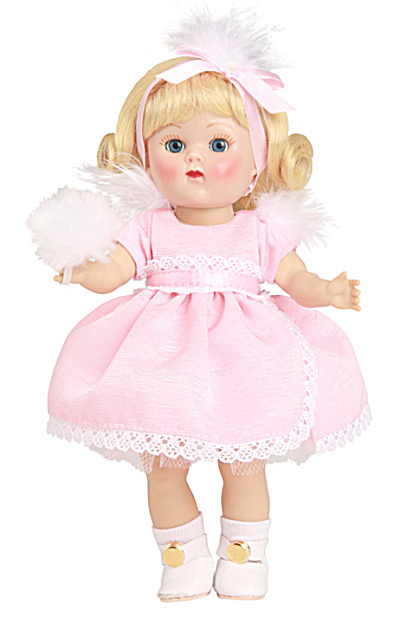 Vogue Powder Puff Ginny Vintage Repro Doll 2009 (Image1)