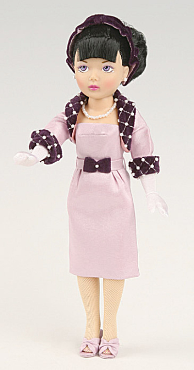 Vogue Lunchtime in Lavender Modern Jill Doll 2009 (Image1)