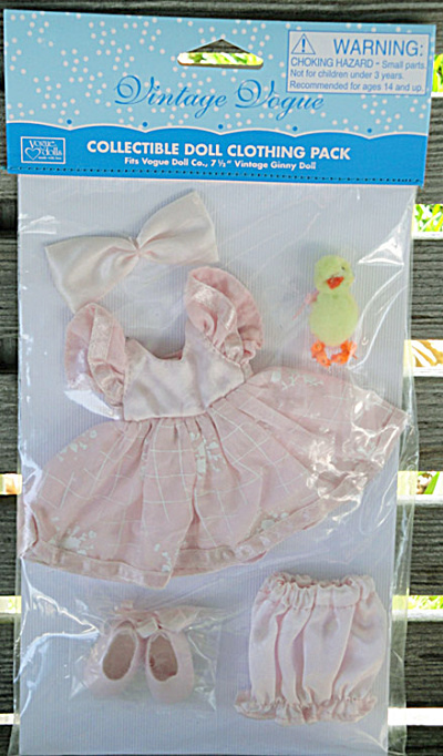 Vogue Spring Love (Easter) Vintage Repro Ginny Doll Outfit