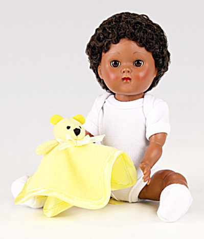 Vogue African-American Crib Crowd Dress Me Ginny Doll (Image1)