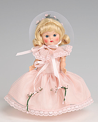 Vogue Ginny Bridesmaid Vintage Repro Doll 2010 (Image1)
