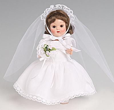 Vogue Vintage Repro Ginny Bride Doll 2010 (Image1)