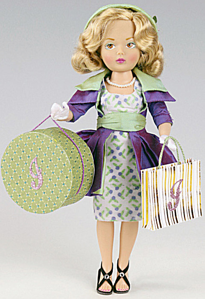 Vogue Park Avenue Shopping Dressed  Jill Doll 2010 (Image1)