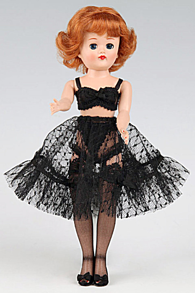 Vogue Jill Doll Black Lingerie Pack Only, 2011 (Image1)
