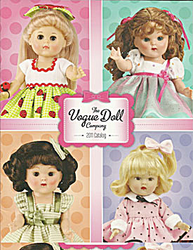 Vogue 2011 Ginny Doll and Accessories Catalog (Image1)