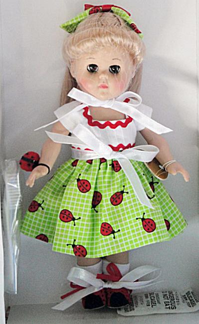 Vogue 2011 Cute as a Bug Modern Ginny Doll (Image1)