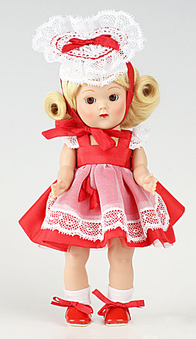 Vogue My Valentine Vintage Repro Ginny Doll 2011 (Image1)