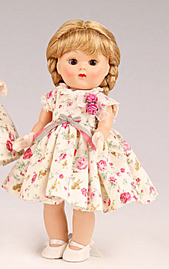 Vogue Ribbons and Roses Sister Vintage Repro Ginny Doll 2011 (Image1)