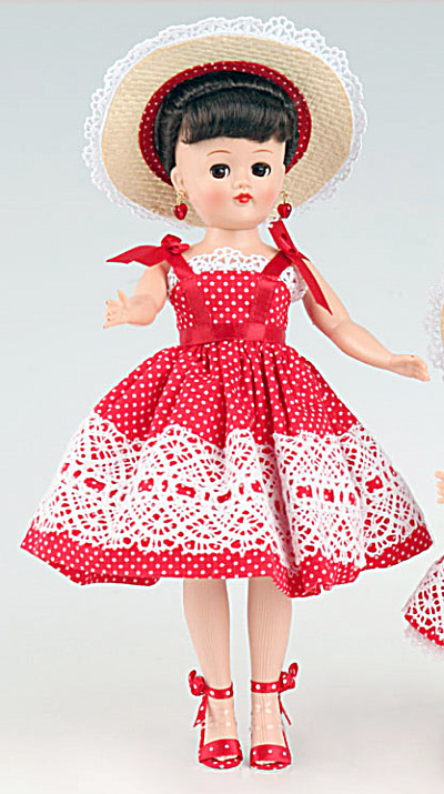 Vogue Garden Party Vintage Repro Jill Doll 2011 (Image1)