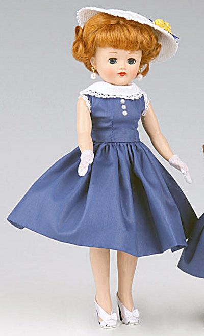 Vogue Sunday Best Vintage Repro Jill Doll 2011 (Image1)