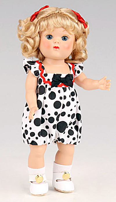 Vogue Cute as a Bubble  Vintage Repro Ginny Doll 2011 (Image1)