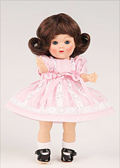 Vogue My Best Dress Vintage Repro Ginny Doll 2013