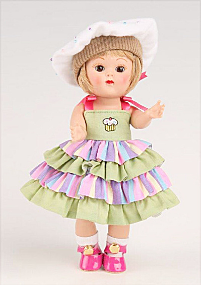 Vogue You Are So Sweet Vintage Repro Ginny Doll 2013