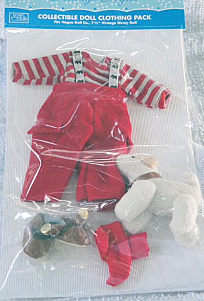 Vogue My Pup Vintage Repro Ginny Doll Outfit Only, 2013