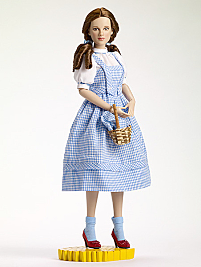 Tonner Dorothy Gale of Oz, Judy Garland No. 3,  2012 (Image1)