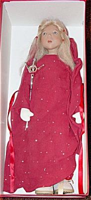 Zwergnase 2001 Swinda, Holiday Doll (Image1)