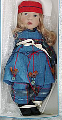 Zwergnase 2004 Leenjie Artist Doll (Image1)