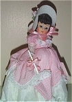 Click here to enlarge image and see more about item ALX0333: Madame Alexander 1988 Enchanted Doll Cissette