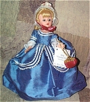 Click here to enlarge image and see more about item ALX2003: 2000 Madame Alexander 1954 Victorian Girl Cissette Doll