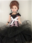 Madame Alexander Celebrates American Design Doll 2000