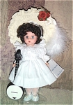 Click here to enlarge image and see more about item ALX2033: Madame Alexander Yellow Hat Doll 2000