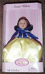 Click here to enlarge image and see more about item ALX2303: Madame Alexander Disney Princess Snow White Doll 2003