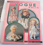 Click here to enlarge image and see more about item CBS0004: Collector's Encyclopedia of Vogue Dolls, Izen and Stover 1998