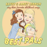 Click here to enlarge image and see more about item CDL0001: Kathy and Janet Lennon Sing Their Favorite Childhood Songs
