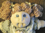 Click to view larger image of Jillian Babyland General Hospital Cabbage Patch Doll 2001 (Image2)