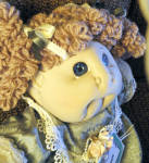 Click to view larger image of Jillian Babyland General Hospital Cabbage Patch Doll 2001 (Image4)