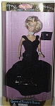 Click here to enlarge image and see more about item DIA0001B: Street Players Princess Diana Doll in Black Formal 1997
