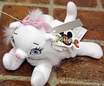 Disney Marie Cat Aristocats Bean Bag Mousketoys