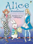 Click here to enlarge image and see more about item DOV0004: Alice in Wonderland Paper Dolls by Charlotte Whatley