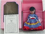 Click here to enlarge image and see more about item EFF0306C: Effanbee L'il Innocents Southeast Indian Doll 1996