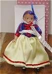 Click here to enlarge image and see more about item EFF0611: Effanbee Wee Patsy As Snow White Doll 1998