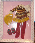 Effanbee Patsy's School Days Doll Outfit Only Tonner 2013